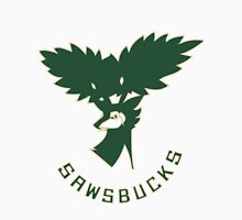 NEW Milwaukee Sawsbucks Logo Unisex T-Shirt