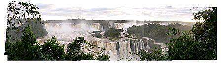 Foz de Iguacu  by JusticeBrooks