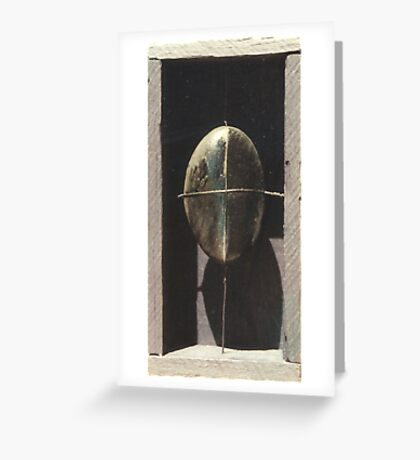 Intersection in Stone Greeting Card