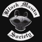 Black Manta Society by christanski