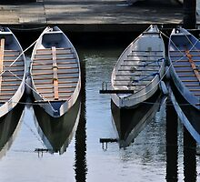 Boats Awaiting for You by MaluC