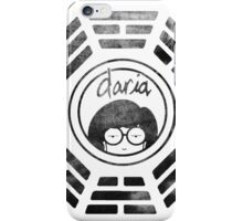 Daria Dharma iPhone Case/Skin