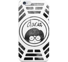 Daria Dharma iPhone Case/Skin