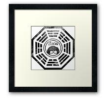 Daria Dharma Framed Print