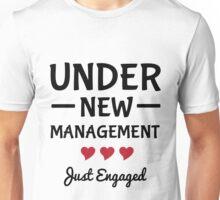 Just Engaged, Engagement Unisex T-Shirt