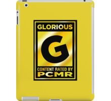 PCMR - Glorious iPad Case/Skin