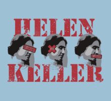 Helen Keller by MohawkeeMadness