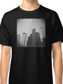 Downtown Double Exposure Classic T-Shirt