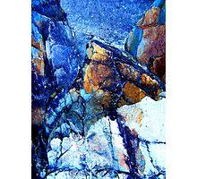 Midnight on the Mountain Photographic Print