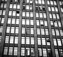 The former MLC building - Melbourne by Rosestone