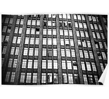 The former MLC building - Melbourne Poster