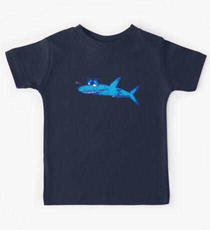 Sharky Kids Tee