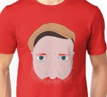 Red Beard Unisex T-Shirt