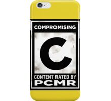 PCMR - Compromising iPhone Case/Skin