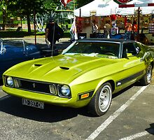 Ford Mustang Seventies by Spotacar