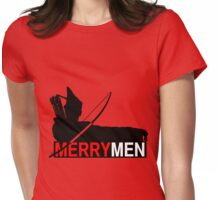 Merry Men Womens Fitted T-Shirt