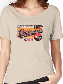 Evil Dead Chainsaw Women's Relaxed Fit T-Shirt