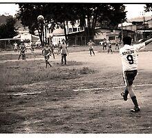 Futbol - Xela, Guatemala by Alex Zuccarelli