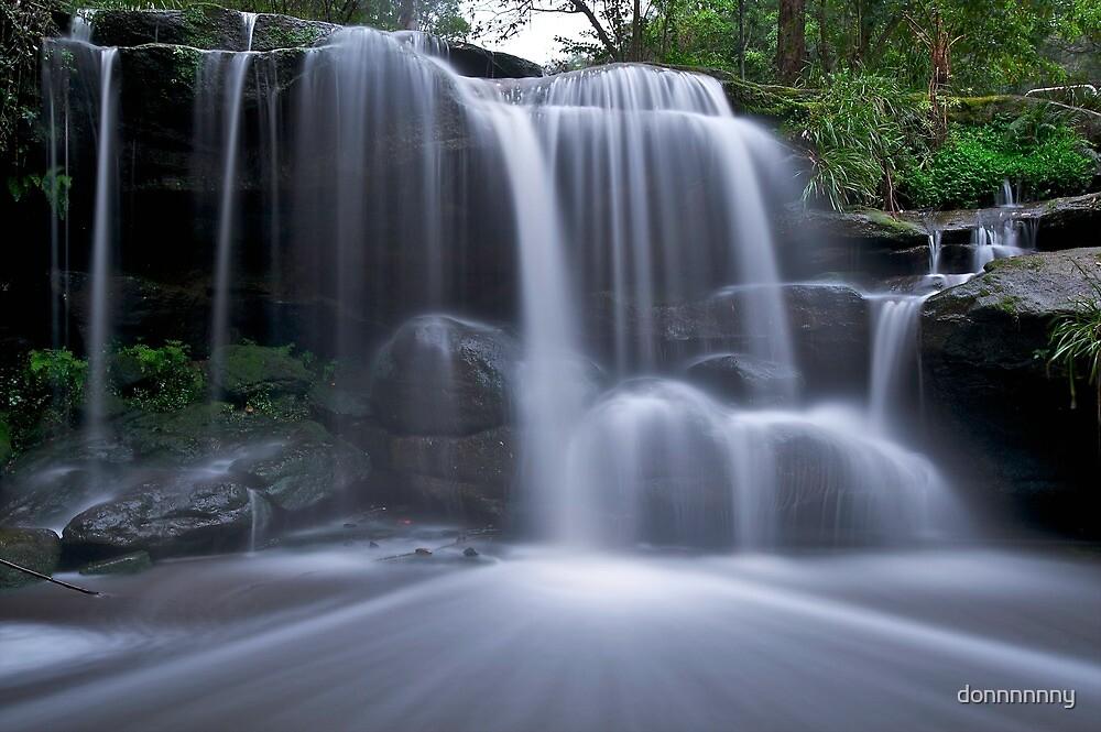 Urban Falls by donnnnnny