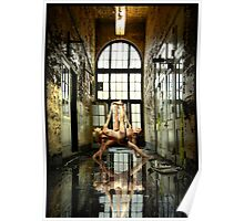 Reflections of Yoga Poster