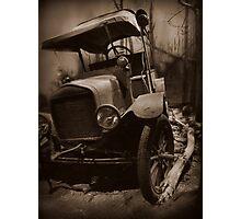 Model T Photographic Print