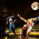 Dancing on the street by Andrew (ark photograhy art)