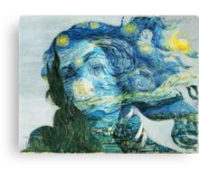Venus Van Gogh  Canvas Print