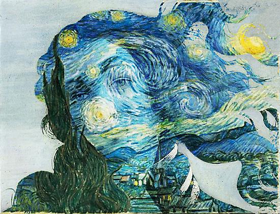 Venus Van Gogh  by VenusOak