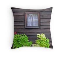 Taylor's Cottage - Guildford, WA Throw Pillow