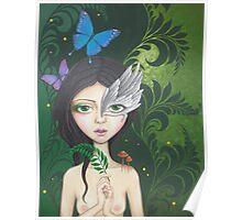 Lush Green Poster