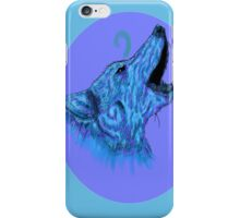 Howling Alpha iPhone Case/Skin