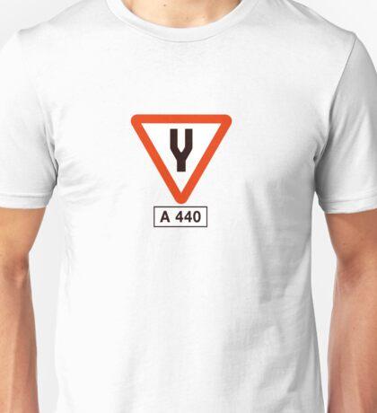 Tuning Fork - Music Tee Unisex T-Shirt