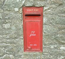 Lundy Airmail by dave1001