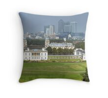 Greenwich View Throw Pillow