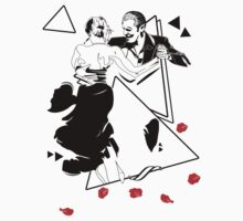 Spanish Tango Lovers by DjinCo