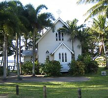 Chapel in the tropics. by machka