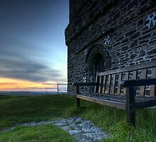 Brent Tor Bench by Neal Petts