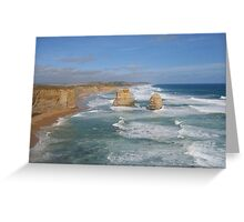 Port Campbell Greeting Card