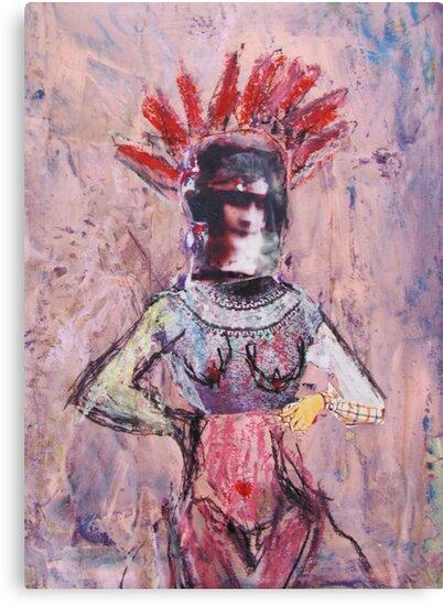 Beauty Queen by Thelma Van Rensburg