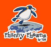 Phunny Phawna - Penguin Kids Tee