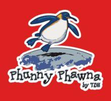 Phunny Phawna - Penguin One Piece - Short Sleeve