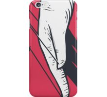 Idle hands are the devil's playthings iPhone Case/Skin