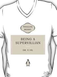 Penguin Classic SuperVillian Book T-Shirt