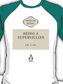 Penguin Classic SuperVillian Book T-Shirt