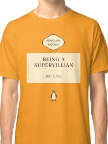 Penguin Classic SuperVillian Book Classic T-Shirt