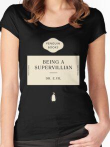 Penguin Classic SuperVillian Book Women's Fitted Scoop T-Shirt