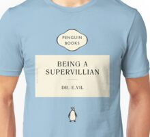 Penguin Classic SuperVillian Book Unisex T-Shirt