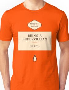 Penguin Classic SuperVillian Book Unisex T-Shirt