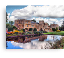 Forde Abbey Canvas Print