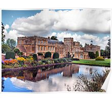 Forde Abbey Poster